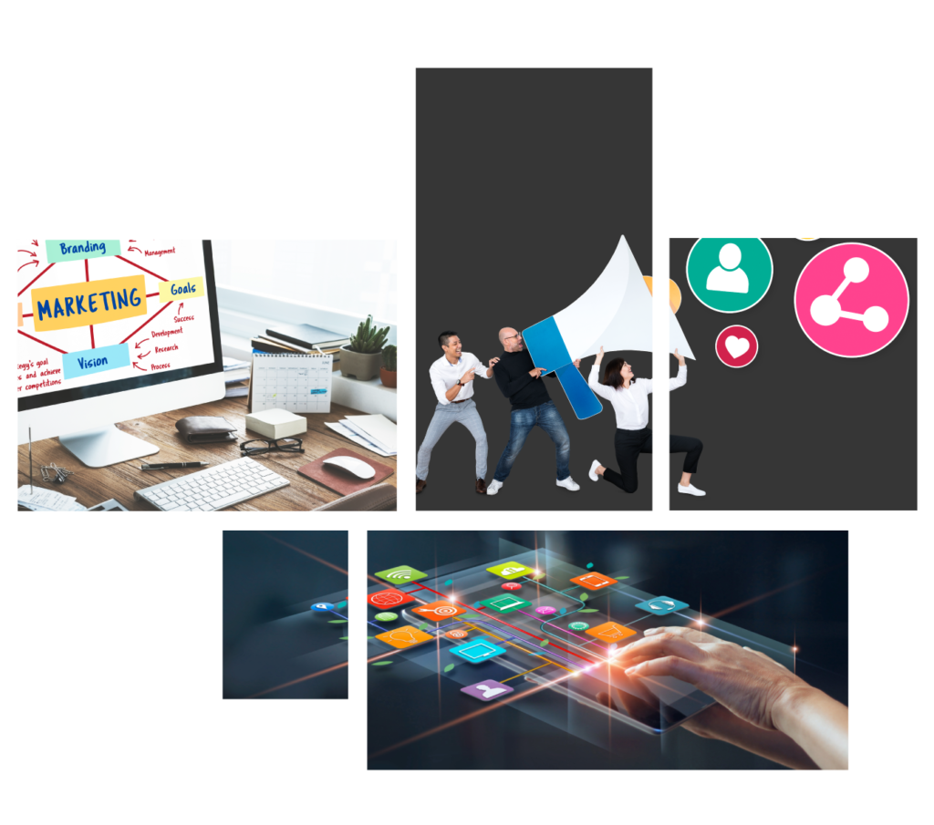 Digital Marketing Solutions by The Ardour
